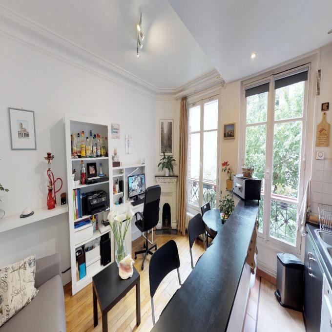 Offres de vente Appartement Paris (75116)