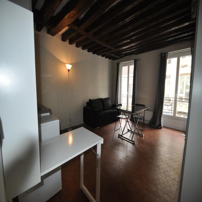 Offres de location Studio Paris (75002)